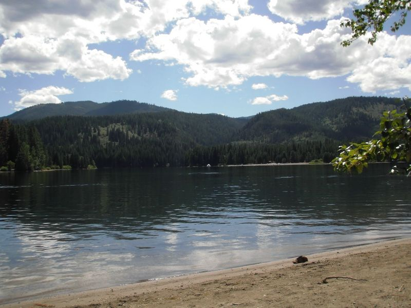 Lake Siskiyou 2009: