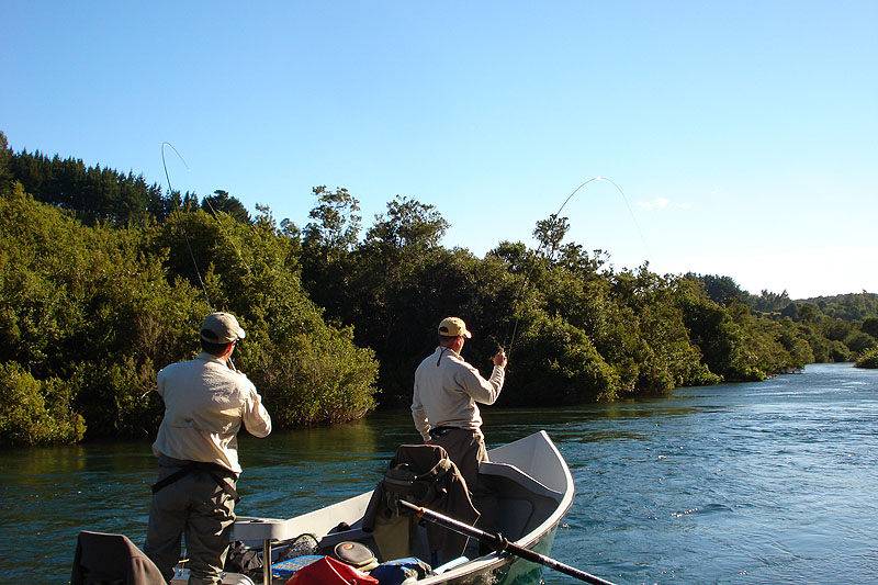 chile fly fishing 2009