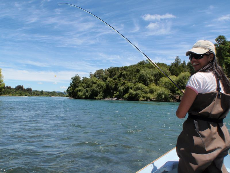 Trout guide chile jack trout 39 s weblog for Northern utah fishing report