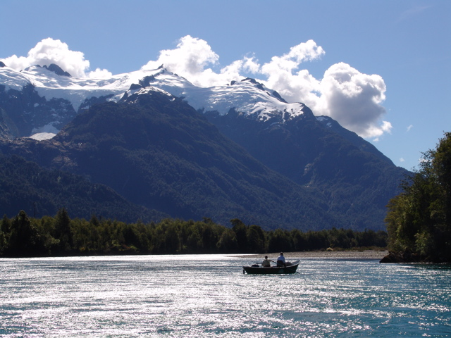 Patagonia Chile with Jack Trout fly Fishing