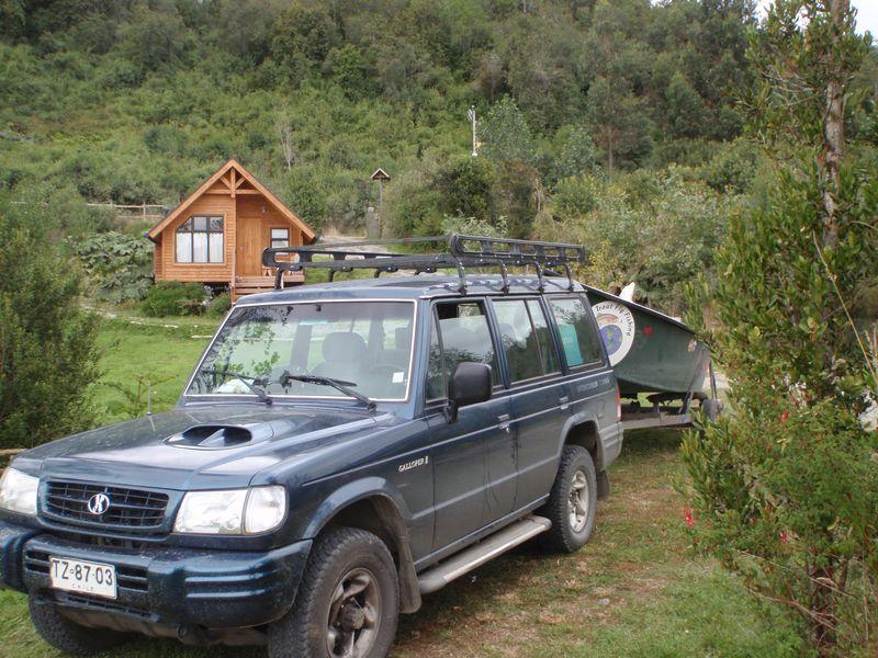 Chile cabin