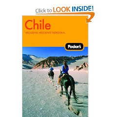 fodor's chile 5th