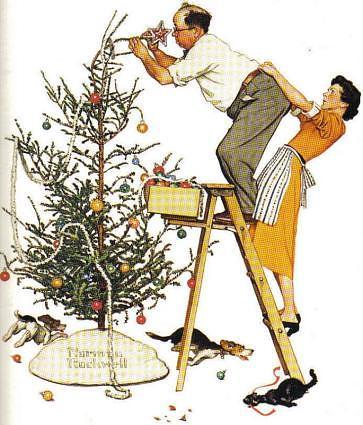 Christmas Rockwell