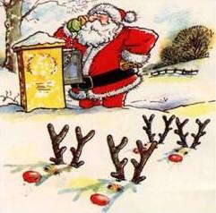 reindeer_santa_snow