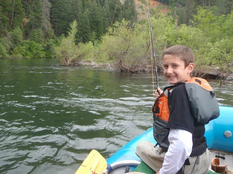 Northern california fly fishing report june 2011 for Norcal fishing report