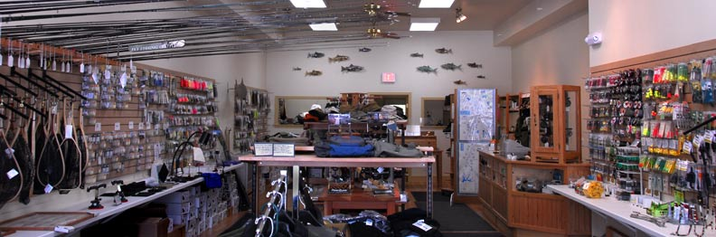 ted fay fly shop has it all folks!