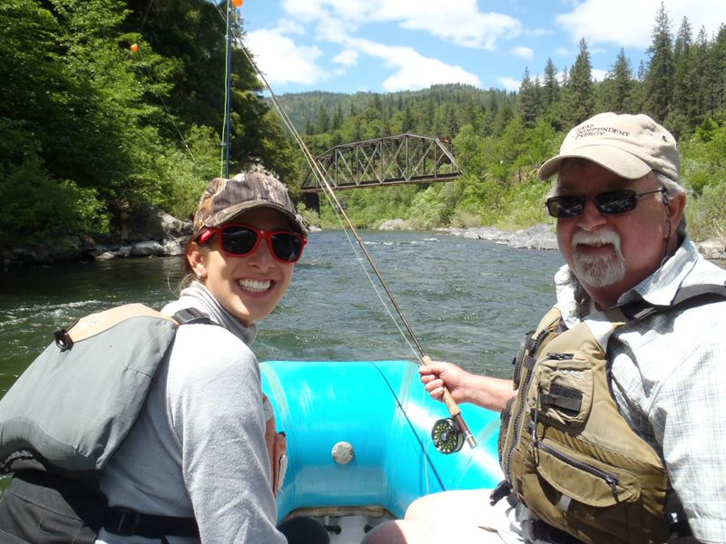 Best fly fishing float california jack for Best fly fishing raft
