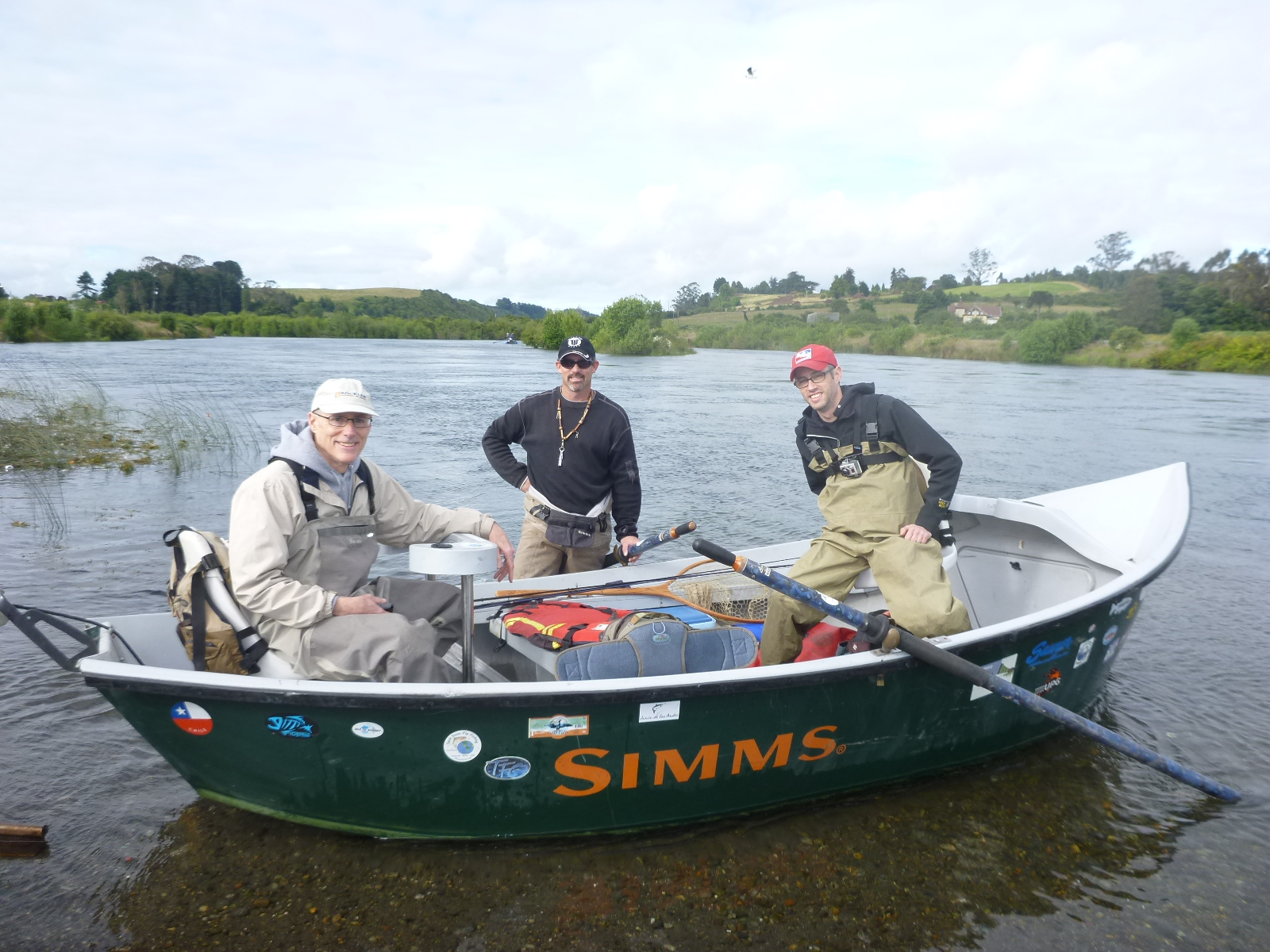 Rent fly fishing gear chile jack trout 39 s for Rent fishing gear
