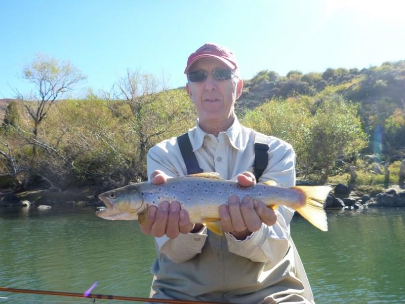 Chile fishing blog jack trout 39 s weblog for Northern utah fishing report
