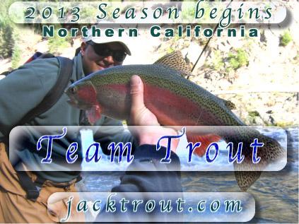 Fishing Info Nor Cal Jack Trout 39 S Weblog