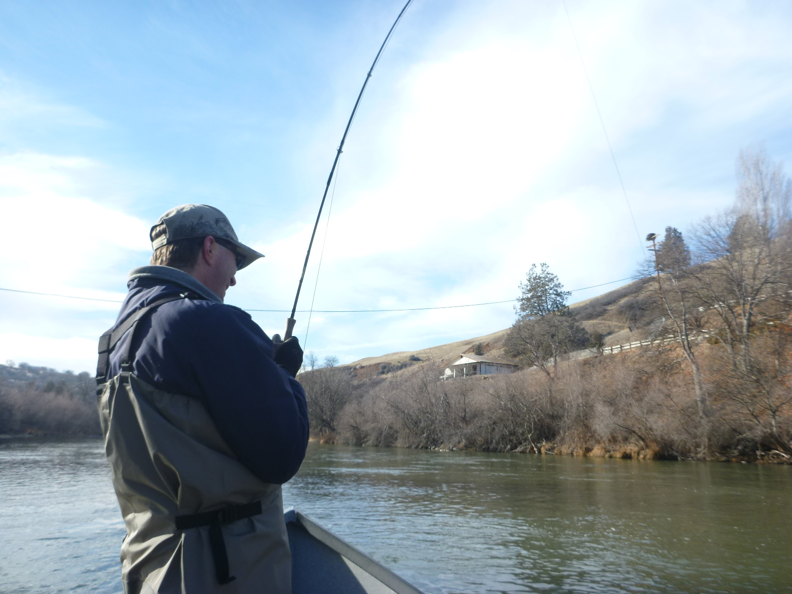 Best steelhead fishing california 2014 for Best fishing in california