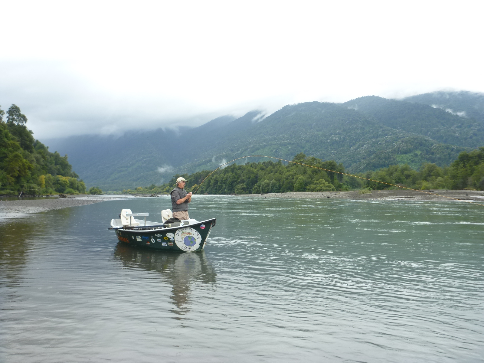 Fly Fishing Chile