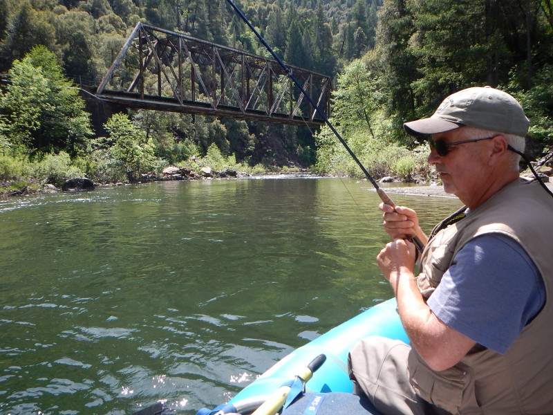 Upper Sac Fishing Report Jack Trout 39 S Weblog