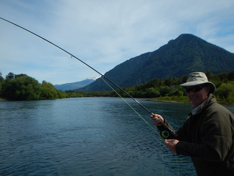 jack trout chile fly fishing
