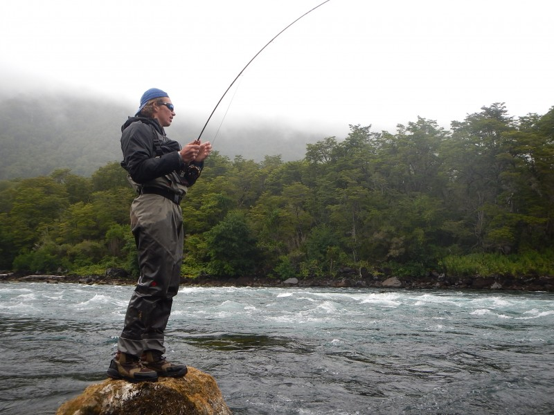 Chile guide Jack Trout