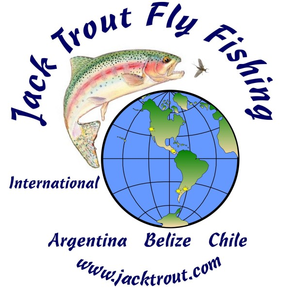Logo Jack Trout International Fly Fishing