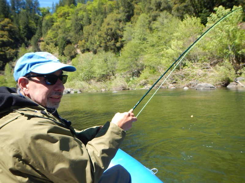 Upper Sac Float Trips Fishing