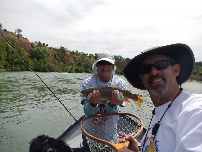 Shasta lake fishing report march 2015 for Lake shasta fishing report
