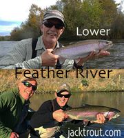 Lower feather river banner