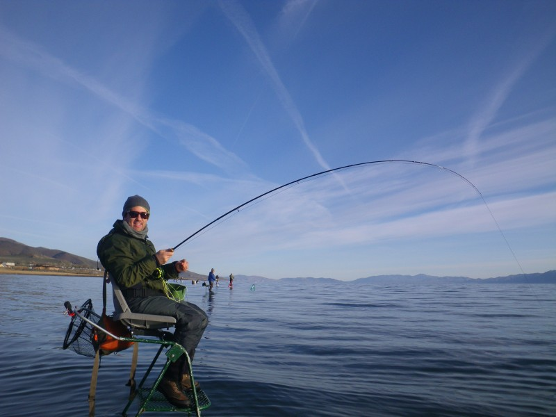 Pyramid Lake Jack Trout Guide Service