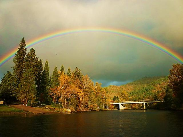 Oregon Rogue Rainbow