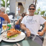 Lobster Lunch Havana Cuba iberostar Hotel