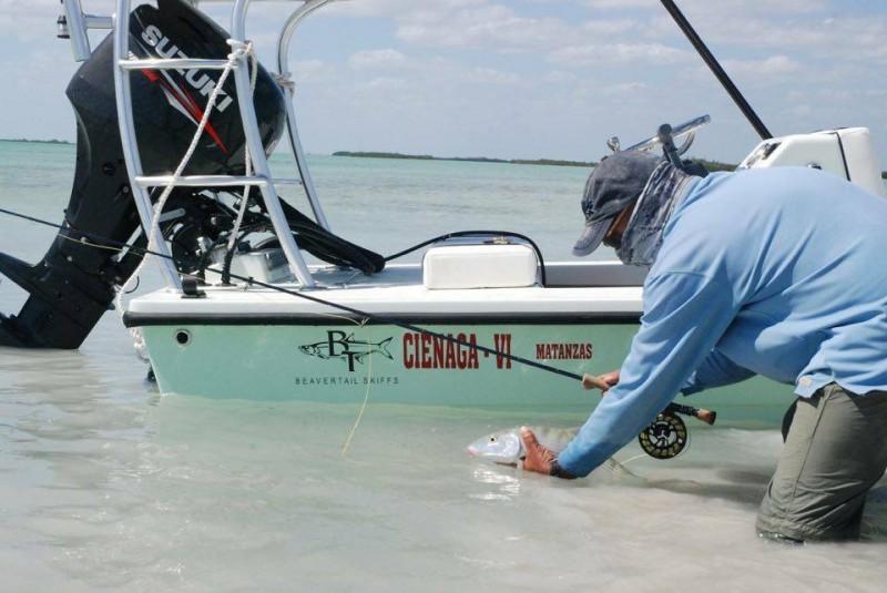 Day trips fishing Cuba