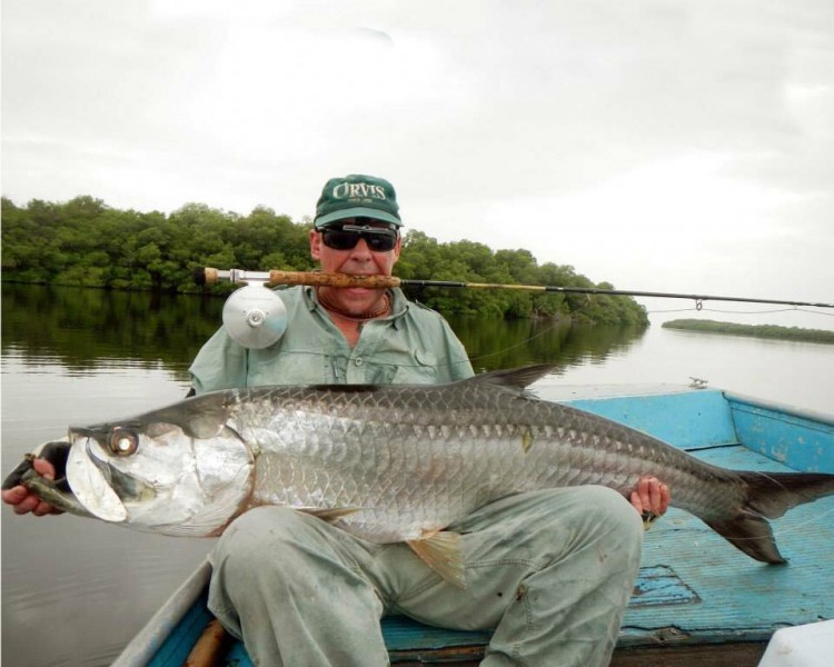 guides for tarpon in Cuba