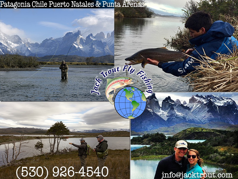 Patagonia Chile Fly Fishing