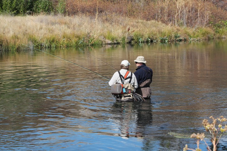 Hat Creek Fly Fishing