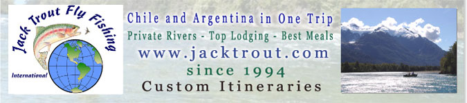 Chile & Argentina Fly Fishing