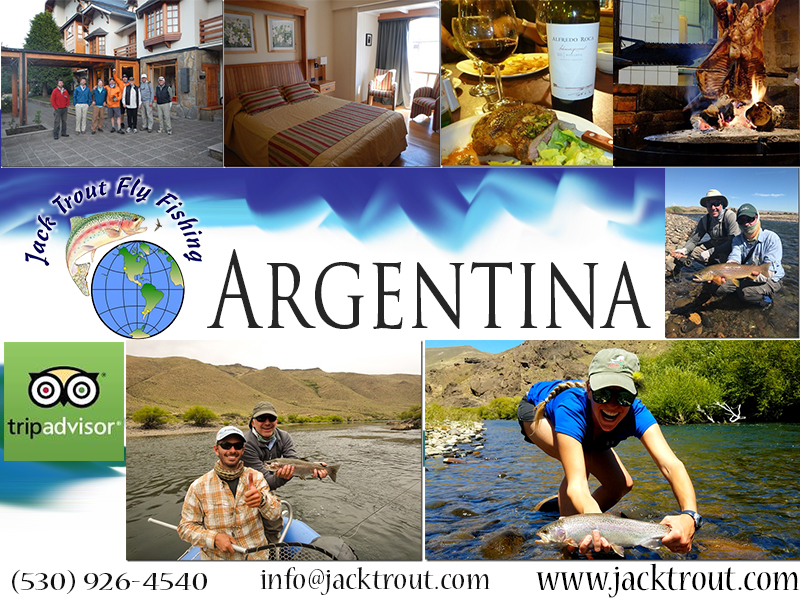 Argentina Fly Fishing Guides San Martin