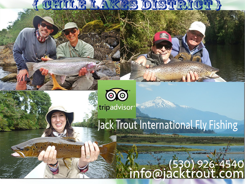 Southern Chile Fly Fishing