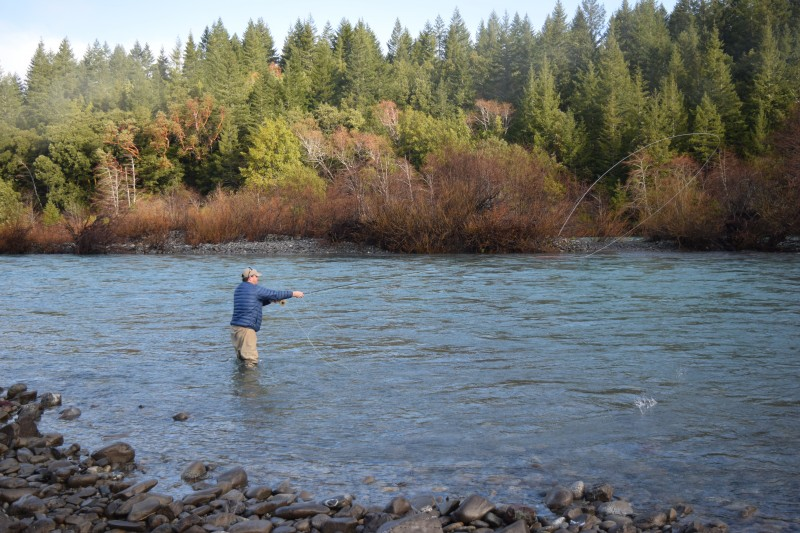 Spey Fishing In Oregon