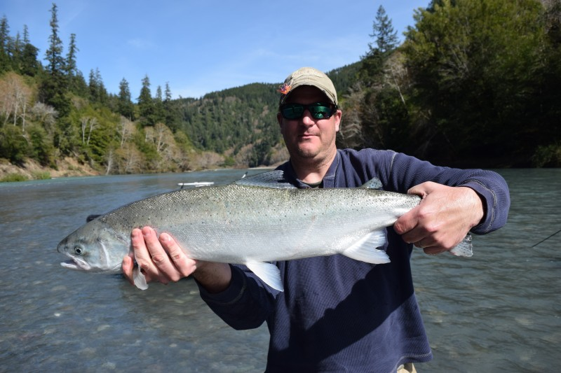 Fly Fishing Chetco River