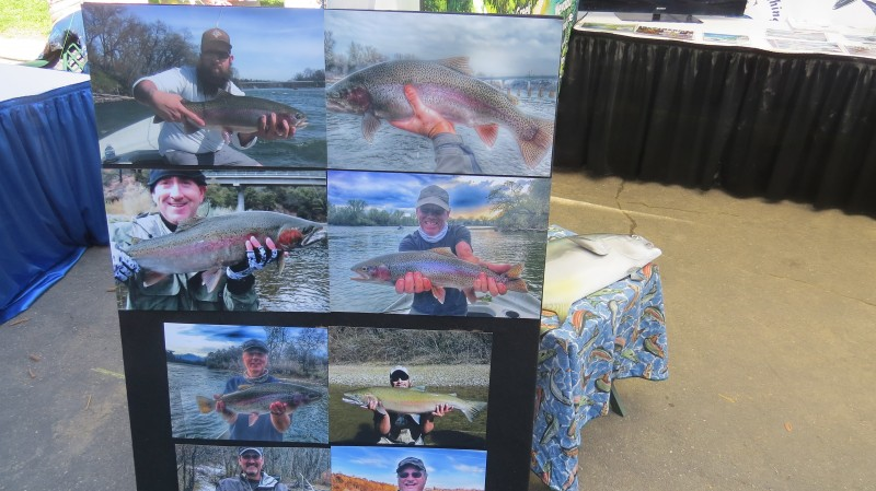Fly Fishing North State Show Time California
