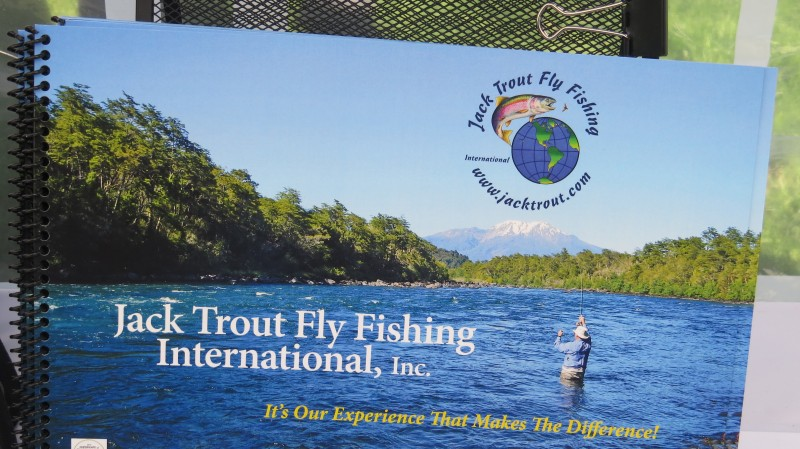 Fly Fishing Brochure