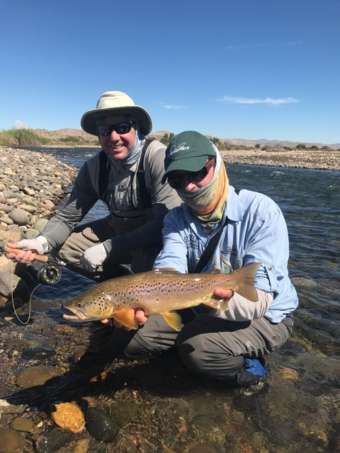 Argentina Fly Fishing guide Patagonia