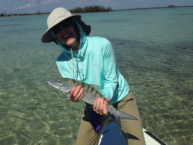 Mary Titus Fly Fishing Cuba