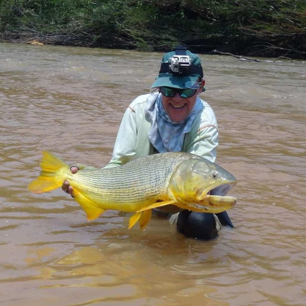Fishing Amazon Rivers