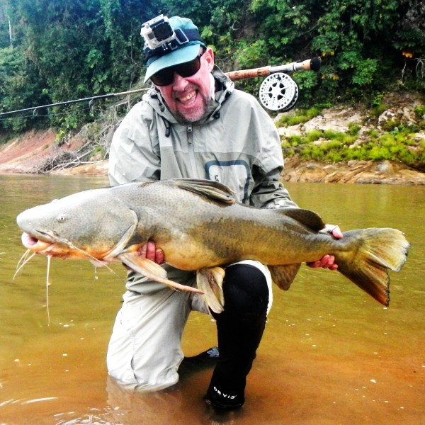 Fly Fishing Amazon Rivers
