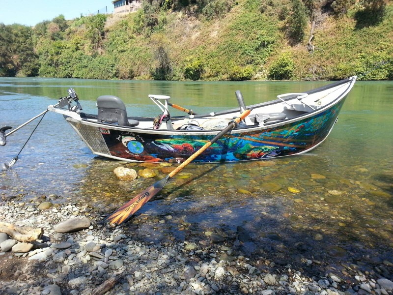 Fly Fishing Drift Boats