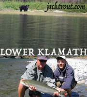 Lower Klamath fishing info