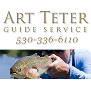 Art Teter Fly Fishing Guide Fall River Mills
