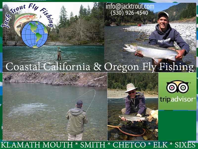 Fly Fishing Pacific West Coast