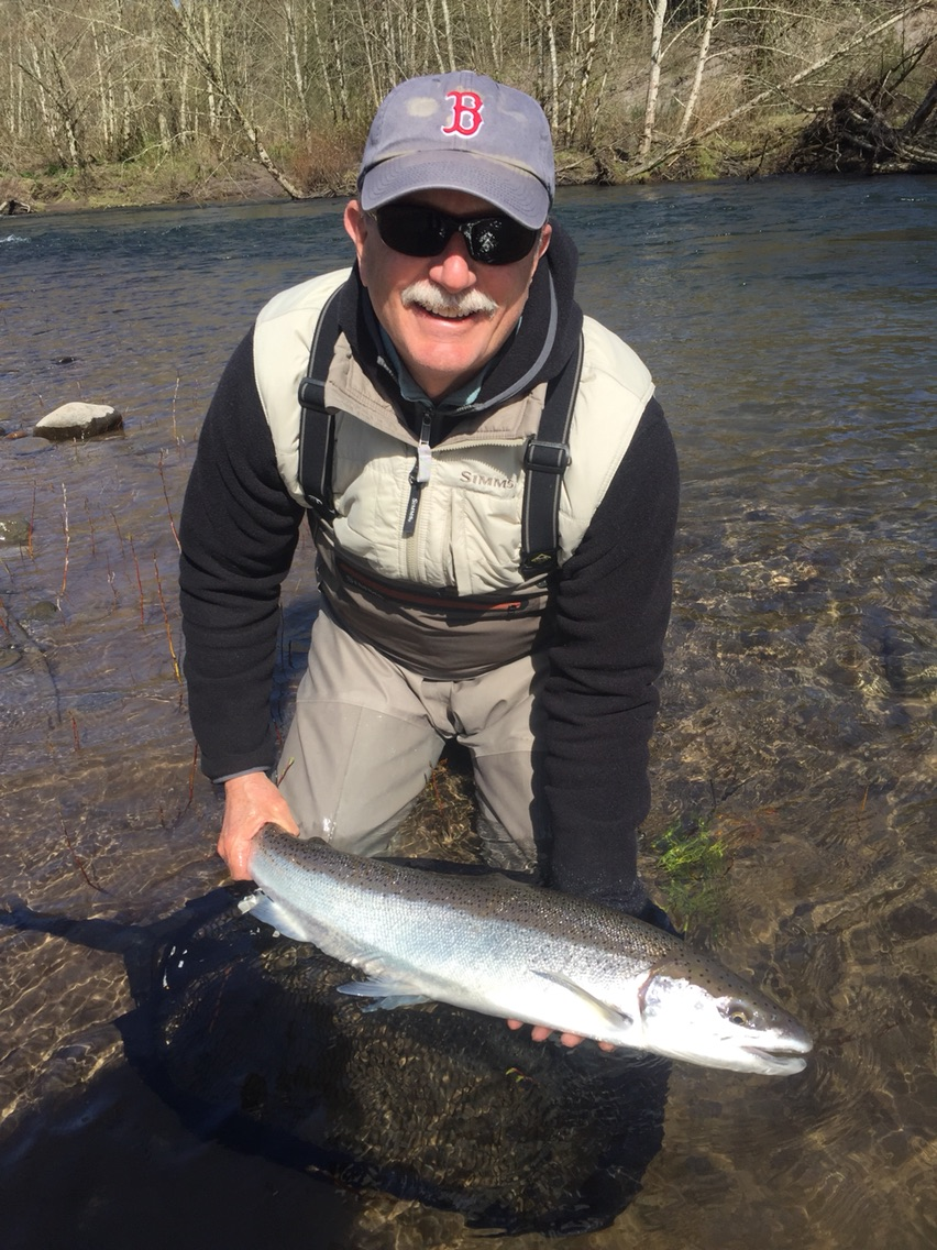 Fly Fishing Guides Sandy River