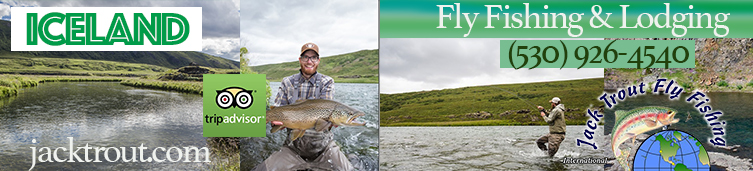 Day Trips Fly Fishing Iceland