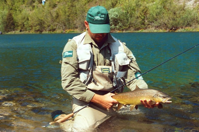 Bosnia fly fishing guides