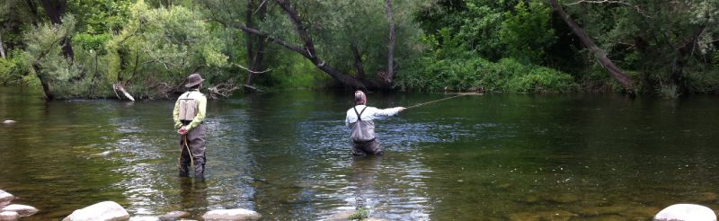 Fly Fishing Andorra Spain