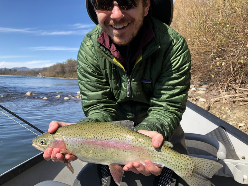 Winter Fly Fishing California